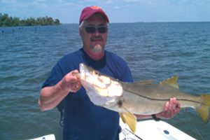 charter captain and guide for pine island sound