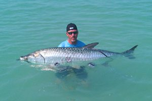 Tarpon Guide in Boca Grande Florida
